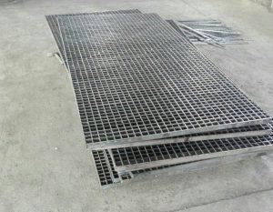 ساخت گریتینگ فلزی در اراک